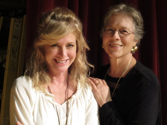 Laura Ambler & Mala Burt 9-19-12