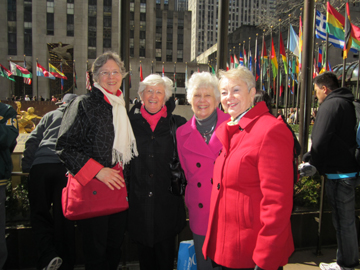 Golden Girls in NYC 2014