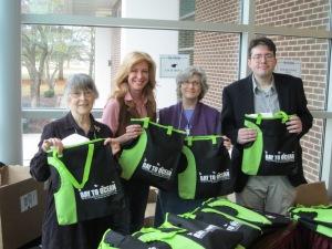 bags at BTO 2014