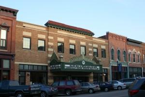 theatre exterior