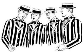 barber shop quartet