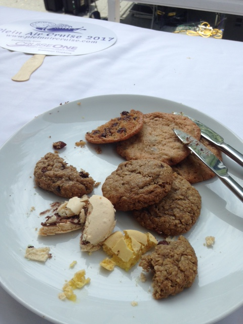 Plein air cookies