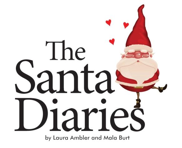 Santa Diaries Logo 300dpi